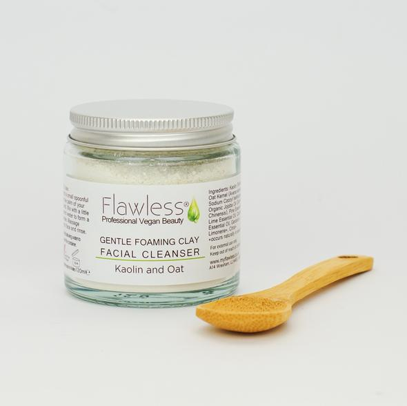 Gentle Foaming Clay Facial Cleanser