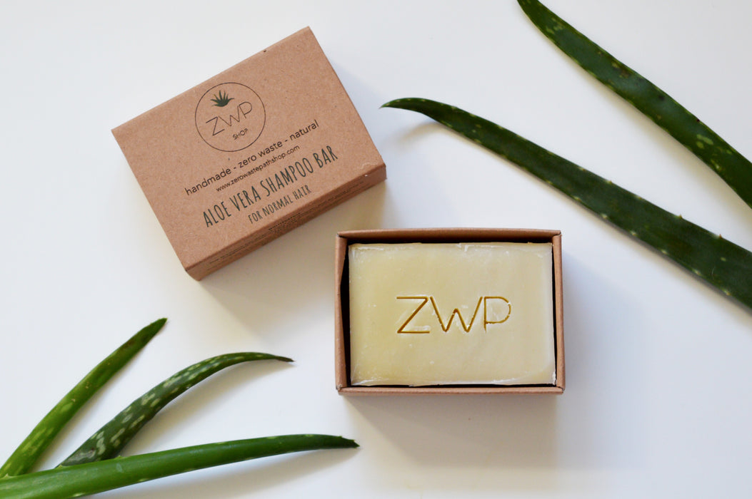 Zero Waste Path Ultimate Beauty Gift Box - Aloe Vera