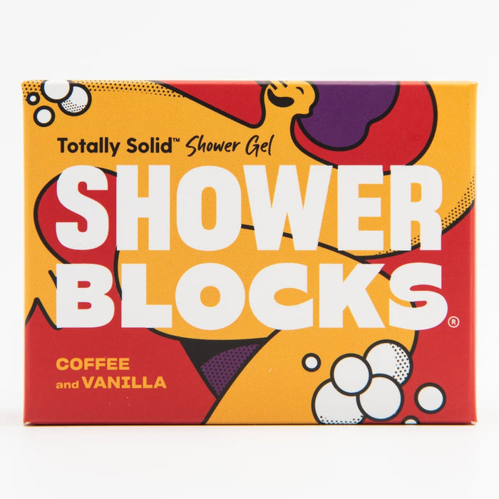 Solid Shower Gel - Coffee & Vanilla