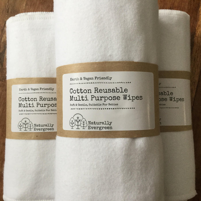 Reusable Cotton Wipes