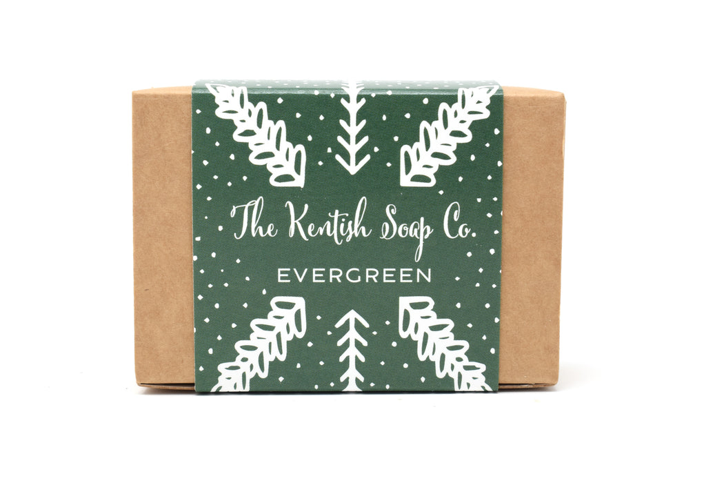 Christmas Soap - Evergreen