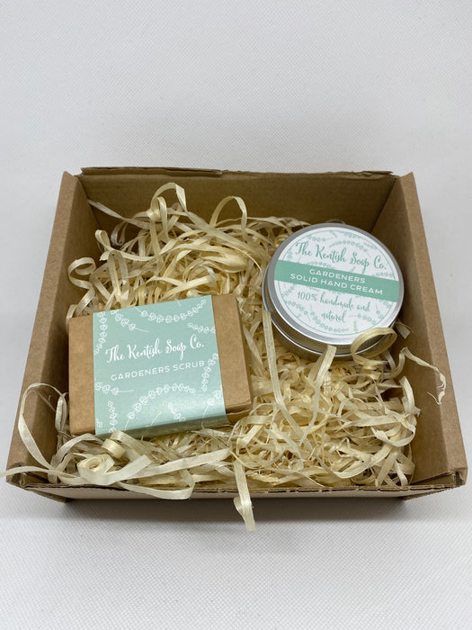 Hand Care Gift Box for Gardeners