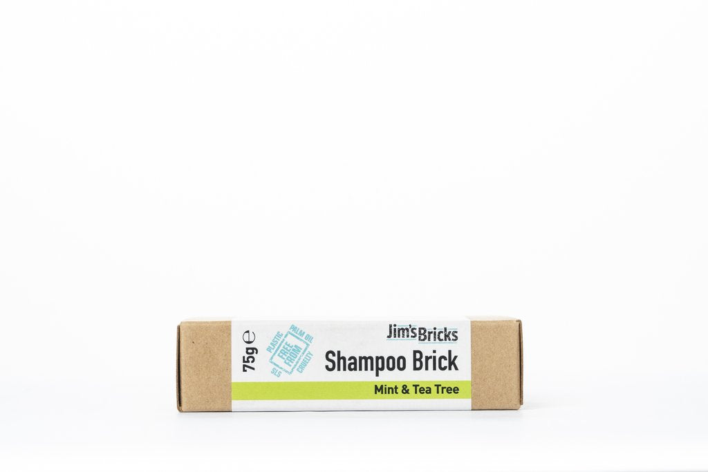 Mint & Tea Tree Shampoo Brick