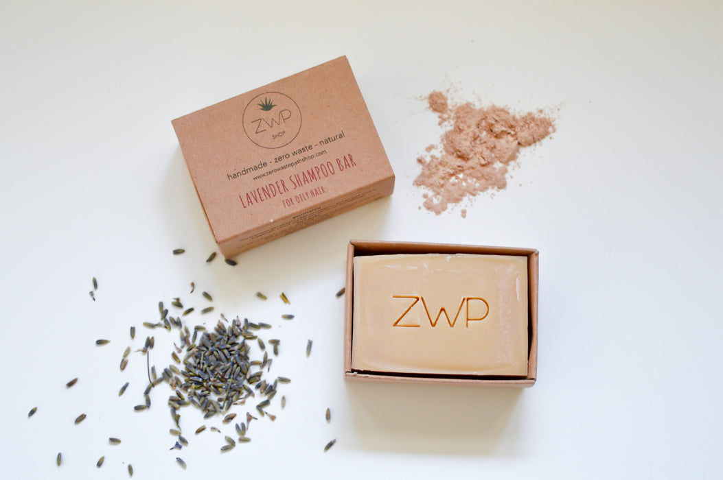 Zero Waste Path Ultimate Beauty Gift Box - Lavender