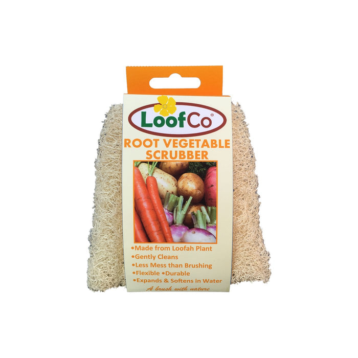 Loofah Root Vegetable Scrubber