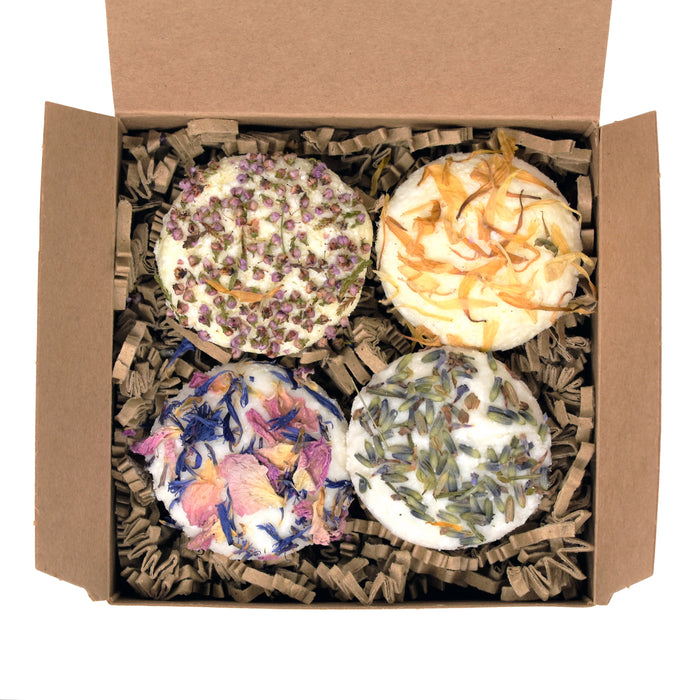Mixed Fragrance Bath Truffles - Box of 4