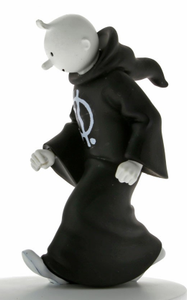 Tintin / Kuifje - Great Figures Resin (B/W)