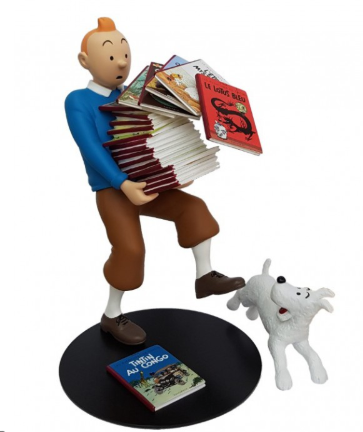 Tintin / Kuifje - Collection Images Mythiques