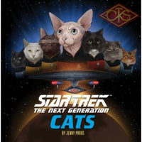 Abrams & Chronicle - Book, Star Trek 'The Next Generation', Cats (EN)