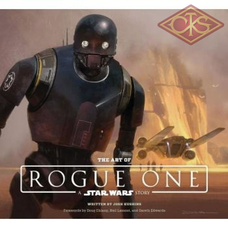 Abrams & Chronicle - Book Star Wars:  The Art Of Rogue One (En)