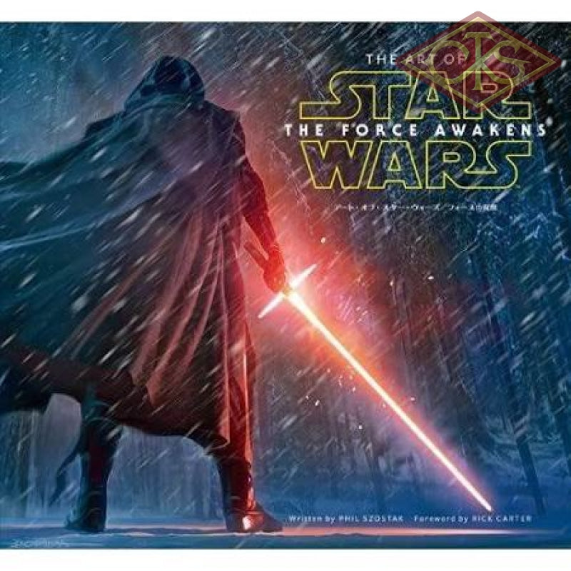 Abrams & Chronicle - Book, The Art of Star Wars : The Force Awakens (EN)