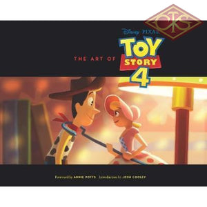 Abrams & Chronicle - Book, The Art of Toy Story 4 (PIXAR) (EN)