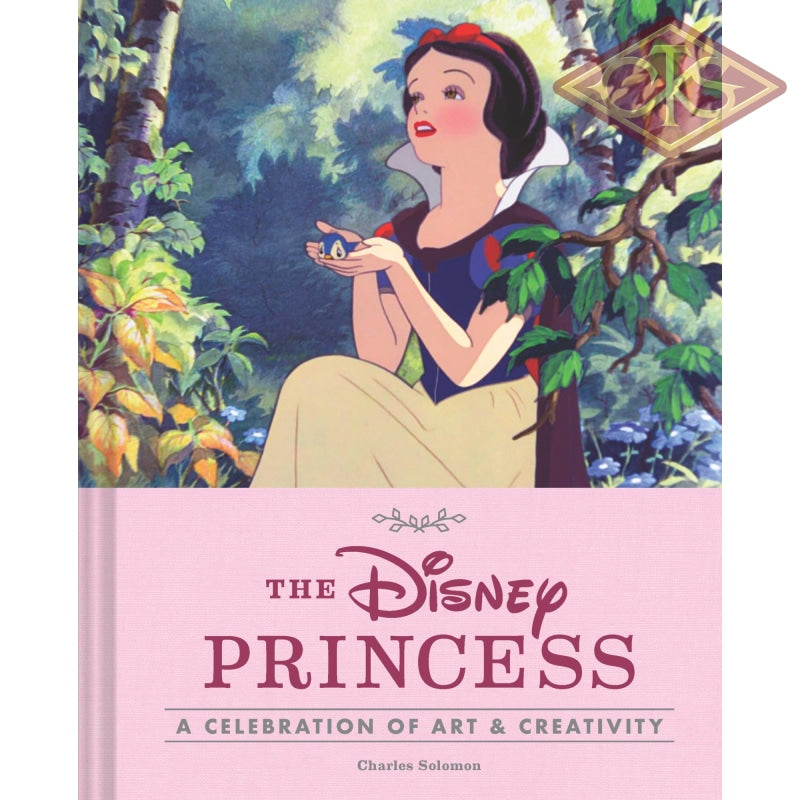 Abrams & Chronicle - Book The Disney Princess:  A Celebration Of Art Creativity
