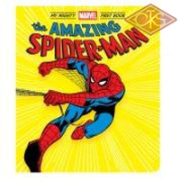Abrams & Chronicle - My Mighty First Book, The Amazing Spider-Man (EN)