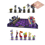 Chess Set - Batman Dark Knight Vs Joker