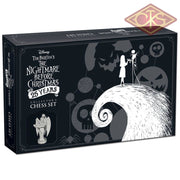 Chess Set - Disney Nightmare Before Christmas (Edition 25 Year Anniversary)