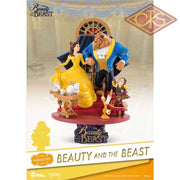Disney - Beauty & The Beast Diorama (15 Cm) Figurines