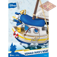"Disney - Donald Duck - Diorama ""Donald Ducks Boat"" (DS-029) (15 cm)"