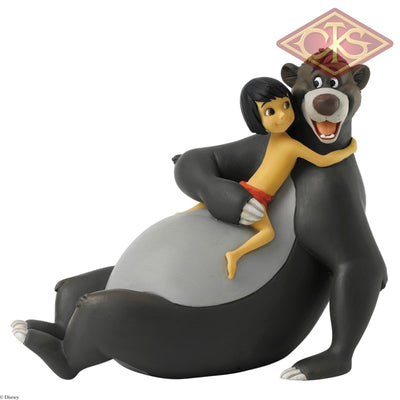 Disney Enchanting Collection - Jungle Book Mowgli & Baloo (Bare Necessities) Figurines