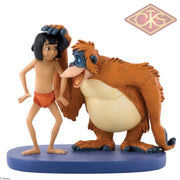 Enesco - Disney Enchanting Collection - Resin Figure Mowgli & King Louie (Be Like You)