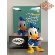 Disney - Fluffy Pluffy Mini Donald Duck (10Cm) Figurines