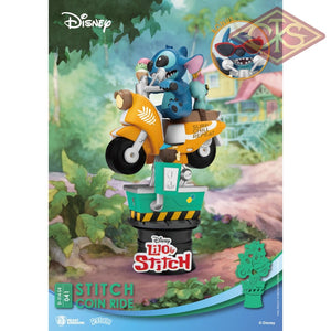 "Disney - Lilo & Stitch - Diorama ""Coin Ride"" (DS-041) (15 cm)"
