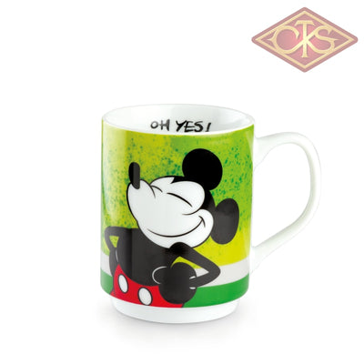 Disney - Mickey I Am - Stackable Mug 'Green / Oh Yes !'