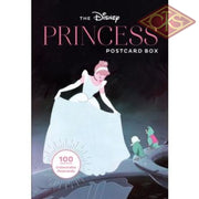 Disney - Postcard Box Princess (Set Of 100 Cards) Postcards