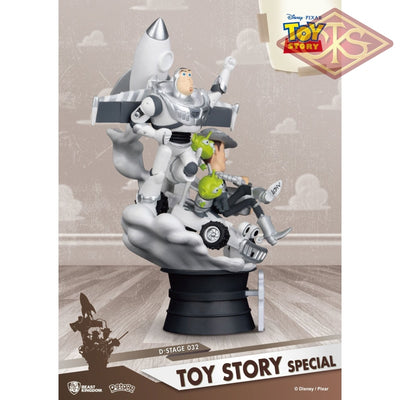 Disney - Toy Story - Diorama Toy Story (DS-032SP) (15 cm) Exclusive
