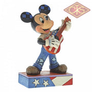 "Disney Traditions - Mickey Mouse - Mickey ""American Anthem"" (17 cm)"