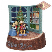 "Disney Traditions - Mickey Mouse - Mickey Mouse Christmas Carol ""God Bless Us, Everyone"" (20 cm)"