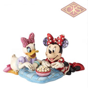 Disney Traditions - Mickey Mouse Daisy Duck & Minnie Girls Night Figurines
