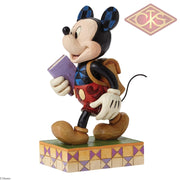 Disney Traditions - Mickey Mouse Eager To Learn (14 Cm) Figurines