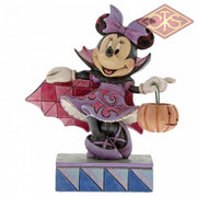 "Disney Traditions - Mickey Mouse - Minnie Mouse ""Violet Vampire"" (16 cm)"