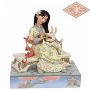 "Disney Traditions - Mulan - Mulan & Mushu ""Honorable Heroine"" (14 cm)"