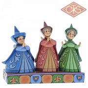 "Disney Traditions - Sleeping Beauty - Three Fairies ""Royal Guests"" (7 cm)"
