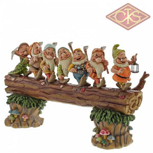 "Disney Traditions - Snow White & The Seven Dwarfs - Seven Dwarfs ""A Good Day's Work, A Good Night's Sleep"" (30 cm)"