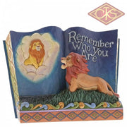 "Disney Traditions - The Lion King - Simba ""Remember Who You Are"" (Storybook) (15 cm)"