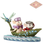 Disney Traditions - The Rescuers Bernard & Bianca To Rescue Figurines