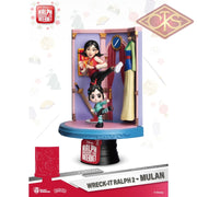 "Disney - Wreck-It Ralph 2 - Diorama ""Mulan"" (DS-054) (15 cm)"