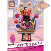 Disney - Wreck-It Ralph Diorama (14 Cm) Figurines
