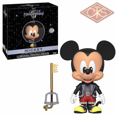 Funko 5 Star - Disney Kingdom Hearts Mickey Figurines