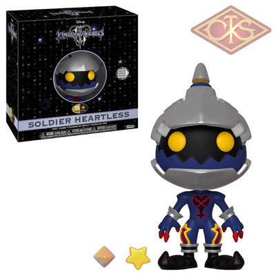 Funko 5 Star - Disney Kingdom Hearts Soldier Heartless Figurines
