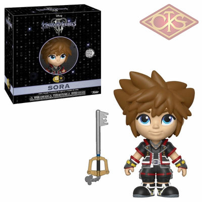 Funko 5 Star - Disney Kingdom Hearts Sora Figurines