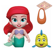 Funko 5 Star - Disney The Little Mermaid Ariel & Flounder Figurines