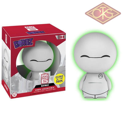 Funko Dorbz - Big Hero 6 Baymax Gitd (188) Figurines
