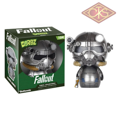 Funko Dorbz - Fallout Power Armor (104) Figurines