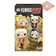 Funko Game - The Golden Girls Board + 2 Character *english Version*