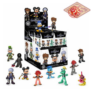 Funko Mystery Mini - Disney, Kingdom Hearts - Random selected