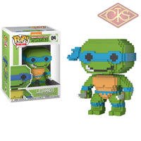 Funko Pop! 8-Bit - Teenage Mutant Ninja Turtles Donatello (05) Figurines